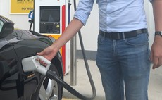 Shell cuts ribbon on first 150kW forecourt charger