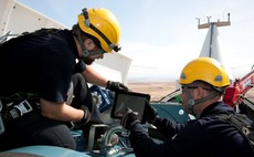Wind farm technicians are increasingly in demand in the UK | Credit: Siemens