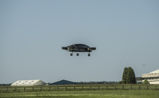 Electric flying taxi? Vertical Aerospace completes maiden test flight over Cotswolds