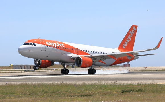 Easyjet will offset all flights from today