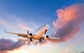 Reducing air travel can significantly reduce lifestyle carbon footprints