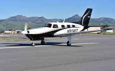 ZeroAvia's Piper M-Class six-seater hydrogen fuel cell aircraft | Credit: ZeroAvia