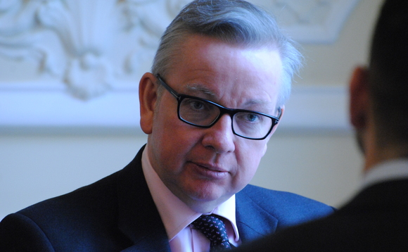 Environment Secretary Michael Gove | Credit: Chatham House