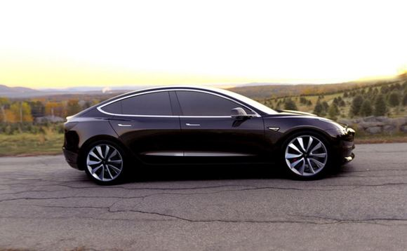 Tesla will start delivery of the Model 3 later this month | Credit: Tesla