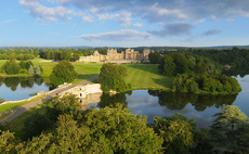Blenheim Palace goes green