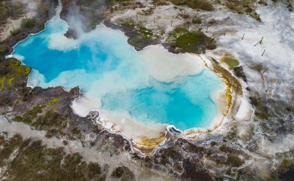 The companies hope to utilise geothermal water to produce clean power and minerals | Credit: Geo40