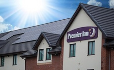 Premier Inn doubles down on solar roof roll out