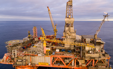 The project will supply power to five offshore oil platforms, including Snorre A (pictured). Credit: Equinor