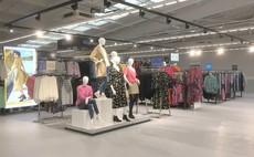 Asda trials pop up second-hand clothes store