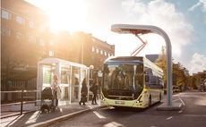 An electric bus / Credit: Volvo