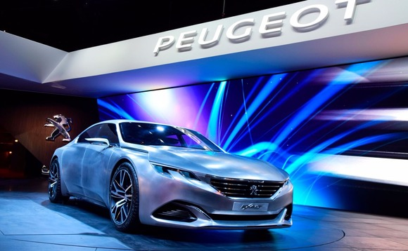 Peugeot owner PSA to launch electric car division