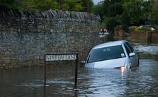 Major floods are now expected to be a more or less annual occurrence in parts of England