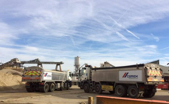 CEMEX announces 'ambition' for net zero concrete by 2050