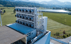 World's first commercial plant sucking CO2 from air launches in Switzerland