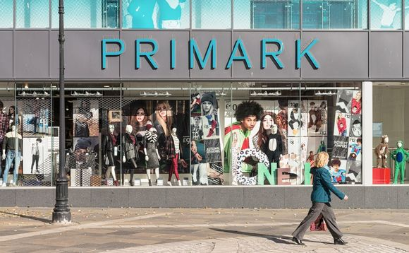 Primark has more 385 stores across the UK and Europe