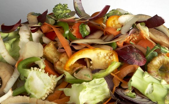 Food loss and waste is a major contributor to global emissions | Credit: Biffa