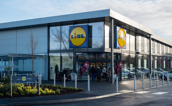 Lidl UK unwraps new plastic waste reduction strategy