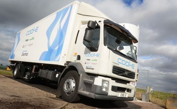 Sustainable cooling heats up as Dearman secures £16m investment