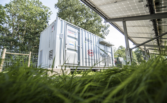 It is hoped Capacity Market reforms will benefit battery storage and other green grid technologies | Credit: Anesco / BYD