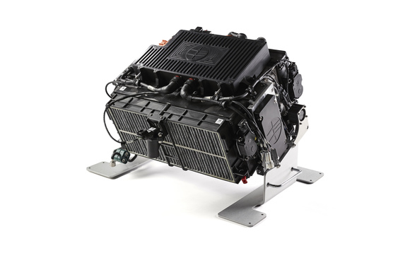 Intelligent Energy 4kW fuel cell power unit