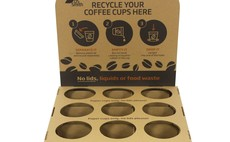 DS Smith targets 'commuter coffee waste' with new workplace collection scheme