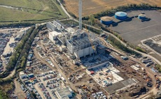 Viridor's Avonmouth energy recovery centre is set to be completed in 2020 |Credit: Viridor