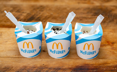 Plastic free: McDonald's serves up revamped McFlurry packaging