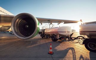 SAFs can be blended with conventional jet fuel in bid to reduce emissions from flight | Credit: LanzaJet