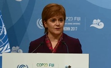Nicola Sturgeon urges end to 'squabbles' with PM to secure COP26 success