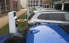 Report: UK electric vehicle charge point market set for 29 per cent annual growth
