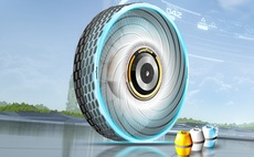 Goodyear develops self-regenerating 'spider-silk' tires for electric cars