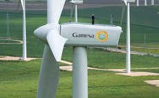 Gamesa secures contract to build Syria's first wind farm