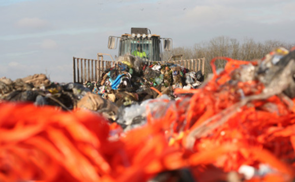 Waste crime 'costing UK over £800m a year'