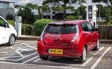 Nissan: EV charge points to outnumber petrol stations by 2020