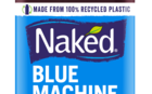 Naked strips out virgin plastics with 100 per cent recycled bottles