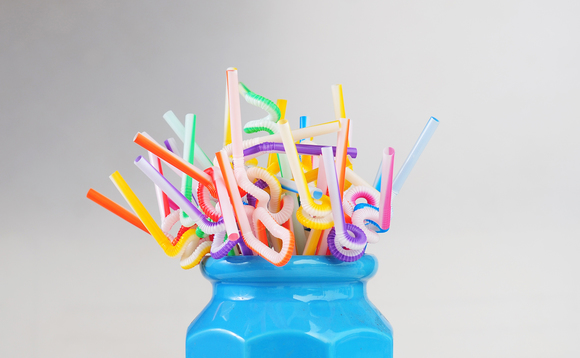 The final straw: restrictions on the supply of plastic straws, stirrers and cotton buds could soon be in place in England