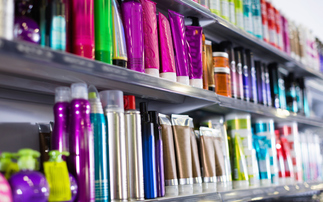 Polymers in liquid formulations are found in shampoo, as well as a host of other husehold goods | Credit: iStock