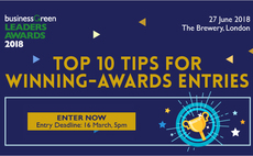 BusinessGreen Leaders Awards: 10 top tips for your entries