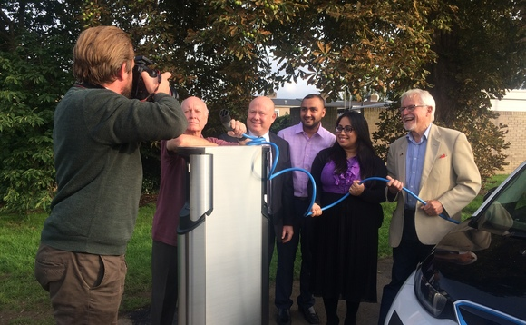100 new EV chargers are set to be installed on Oxford's residential streets | Credit: Oxford City Council