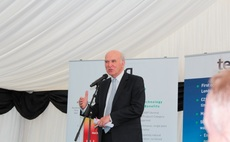 Vince Cable hails 'vast' investment potential of energy from food waste