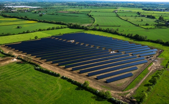 UK solar farm issues Europe's first certified climate bonds