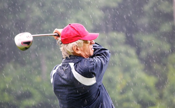 The golfing industry is facing major disruption from heavy rain and coastal erosion | Credit: Daveynin/ Flickr