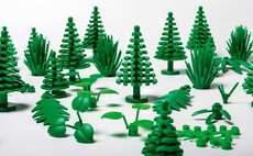 First sustainable Lego pieces to go on sale
