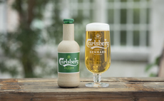 Paper beer bottles? Carlsberg toasts 'world first' sustainable drink packaging designs