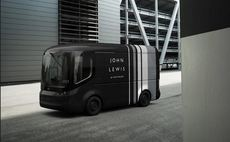 The first of the new e-vans are set for rollout in 2021 | Credit: John Lewis