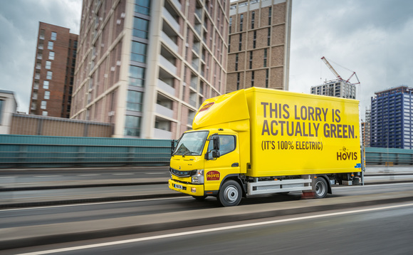 From Hovis to Skanska: Corporate EV roll out gathers pace