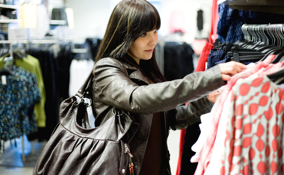 Consumers are increasingly concerned about the environmental impact of the clothes they buy, research suggests