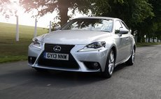 Lexus IS 300h review: hard shell, soft centre