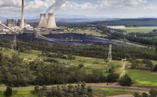 Fossil fuel production, from sites such as the Bayswater coal power plant in Australia, is set to increase over the next decade. Credit: Zetter