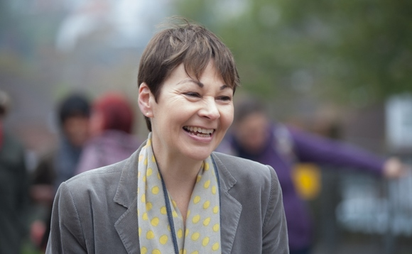 Green Party kicks off 'boldest campaign yet'